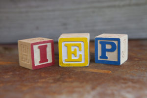 Individualized Education Program IEP